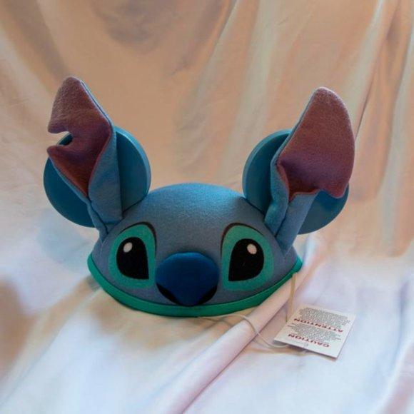 Disney Parks  Stitch Mickey Ears -Adult